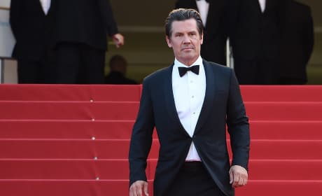 Josh Brolin: 'Sicario' Screening at The 68th Cannes Film Festival