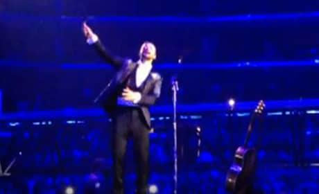 Justin Timberlake Covers Michael Jackson
