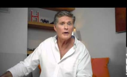 David Hasselhoff Confirms Name Change (Kind Of!)