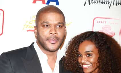 Tyler Perry Welcomes First Child!