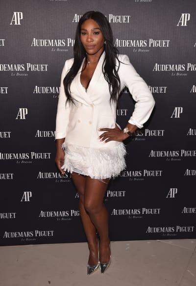 Serena Williams Poses