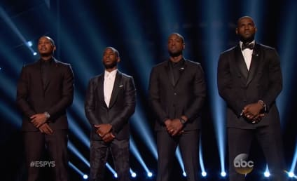 ESPYs: NBA Stars Speak on Racial Divide to Open Ceremony