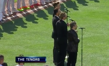 "Canadian Anthem Singer Goes Rogue, Adds ""All Lives Matter"" at MLB All-Star Game"