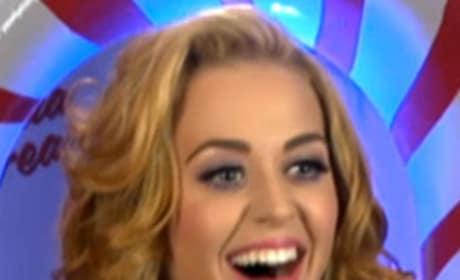 Katy Perry, Blonde Hair