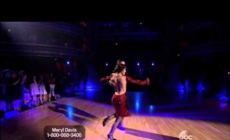 Meryl Davis & Val Chmerkovskiy - Argentine Tango - Week 4