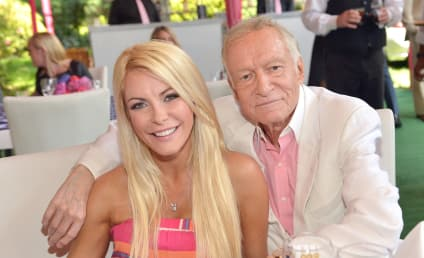 Crystal Hefner Weighs In on Holly Madison-Kendra Wilkinson Beef