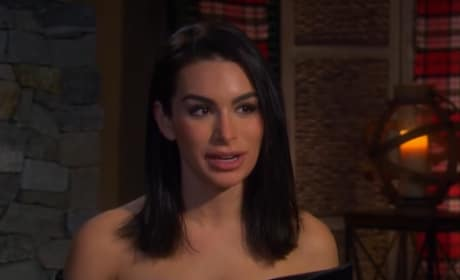 Ashley Iaconetti at the Winter Games