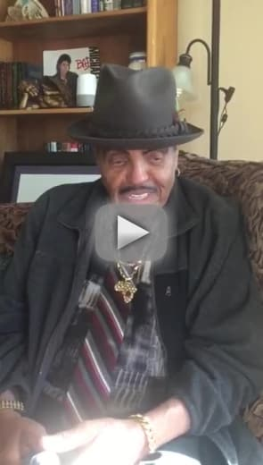 Joe jackson posts bizarre video message to blanket jackson