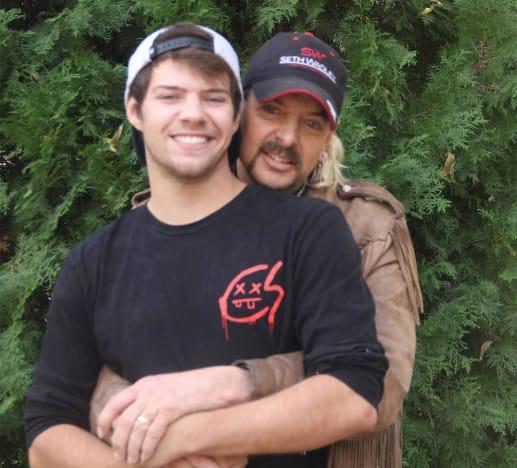 Dillon Passage and Joe Exotic