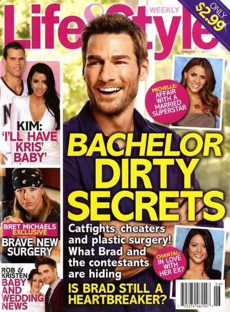 Dirty Bachelor Secrets