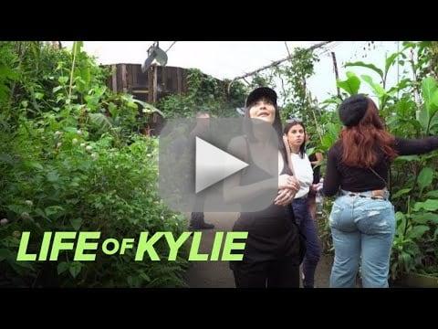 Kylie jenner reveals crippling fear of butterflies seriously