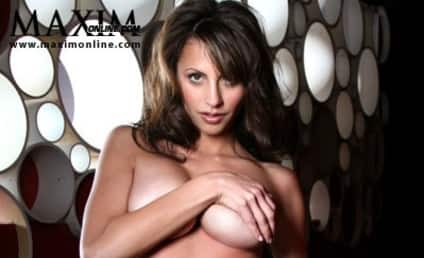 Gia Allemand: The Bachelor Hopeful, Maxim Model