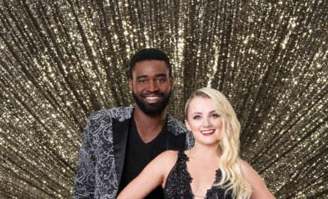 Evanna Lynch and Keo Motsepe
