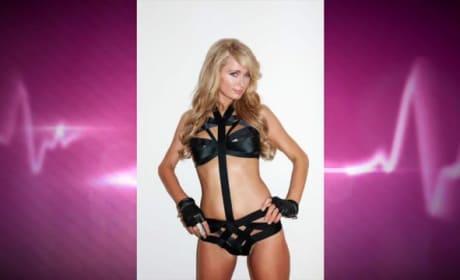 Paris Hilton Bondage Photos
