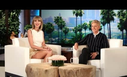Taylor Swift Reveals Her Greatest Fears on Ellen: I Wouldn't Survive in Prison!