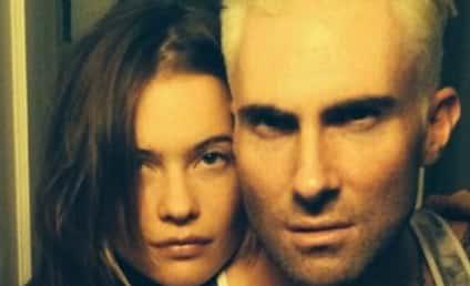 Adam Levine Dyes Hair Blonde, Looks Terrible