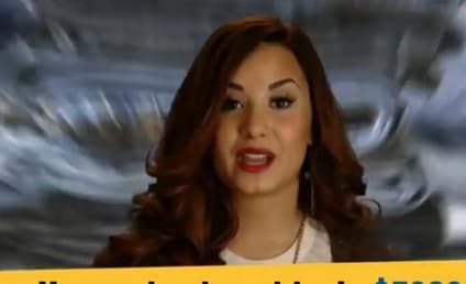 Demi Lovato Supports Teens for Jeans [Video]
