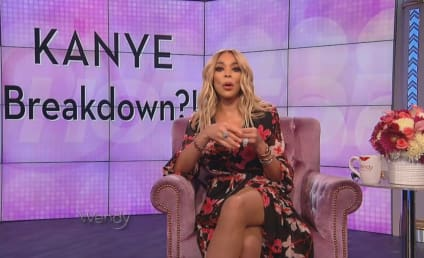 Wendy Williams: Kanye West Is Nuts and Kim Is Pathetic for Defending Him!