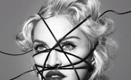 Madonna Cover Art