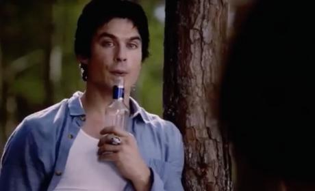 The Vampire Diaries Blooper Reel