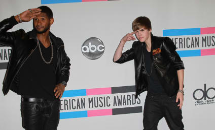 Justin Bieber to Duet with Usher on Christmas Album