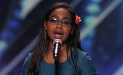 Arielle Baril Earns Golden Buzzer on America's Got Talent