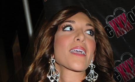 Farrah Abraham Denies Escort Rumors
