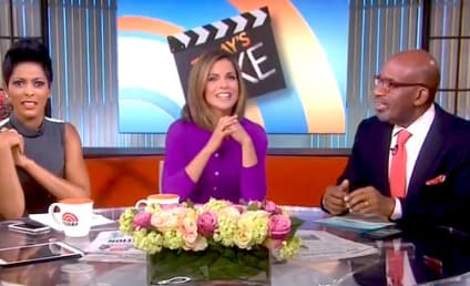 "Today Show Hosts Laugh Off ""Erroneous"" Shake-Up Report, Appear to Get Along Well"