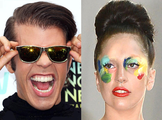 Lady Gaga vs. Perez Hilton