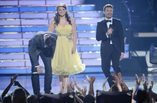 The Idol Winner is ...