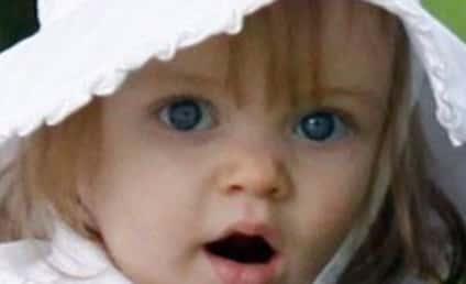 Cute Celebrity Baby Alert: Frances Quinn Hunter!