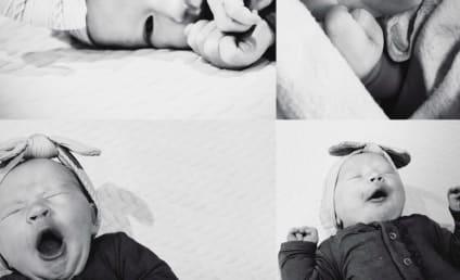 安娜达格婴儿照片管理:欢迎,Maryella希望!