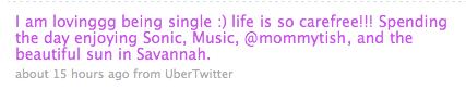 Second Miley Tweet