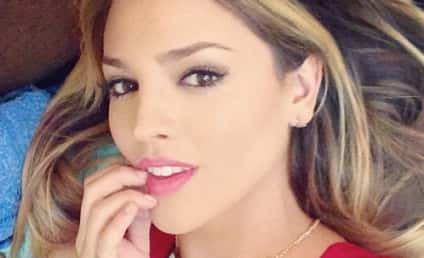 Eiza Gonzalez: Spotted at Liam Hemsworth's Home!