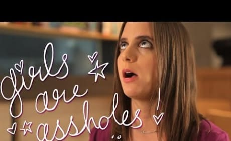 Girls Are Assholes: At Lunch