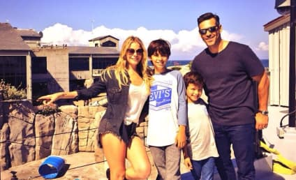 LeAnn Rimes Photoshopped Herself Into Eddie Cibrian's Family Photo?!