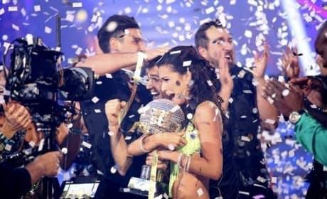 Melissa Rycroft, Dancing With the Stars Winner!
