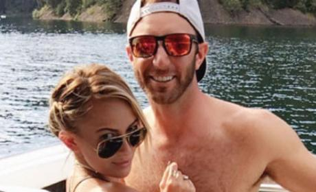 Paulina Gretzky Loves Dustin Johnson
