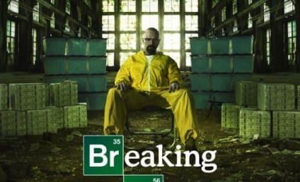 Breaking Bad Script: Stolen from Bryan Cranston's Car!