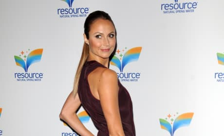 Stacy Keibler Red Carpet Photo