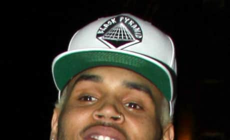 Chris Brown Be Out