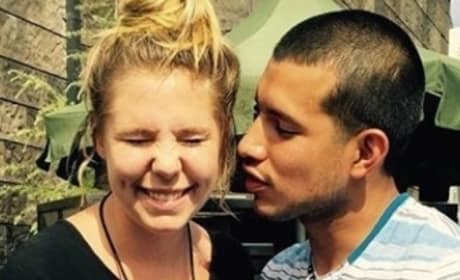 Javi Marroquin and Kailyn Lowry Photo