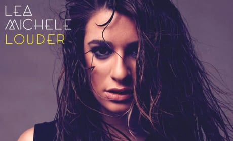 Lea Michele Album Cover