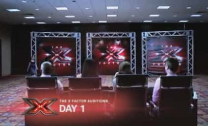 The X Factor Sneak Peek: Live and Let Judge!
