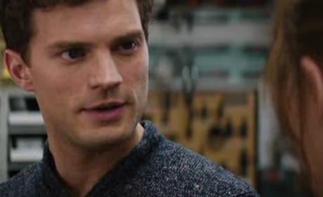 Fifty Shades of Grey Movie Scene