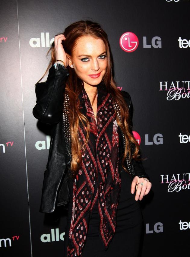 Pic of Lindsay Lohan