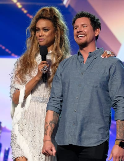 michael ketterer with tyra