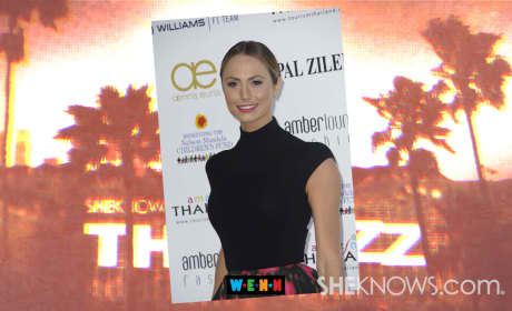 Stacy Keibler and Jared Pobre: Married!