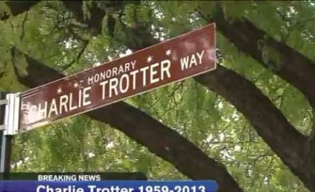 Charlie Trotter Dead