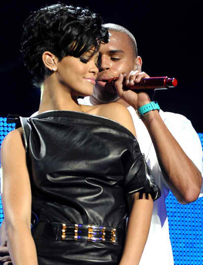 Future Mr. & Mrs. Chris Brown